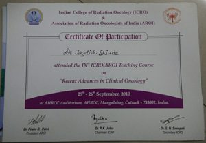 Radiation Therapy center in Pune